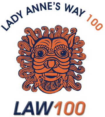 Lady Annes Way Race 100m logo
