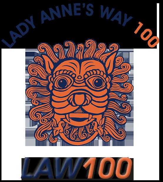 Lady Annes Way Race 100m logo